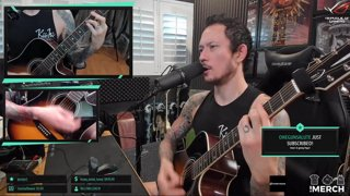 Matt Heafy (Trivium) - Architects - Gone With The Wind I Acoustic Cover