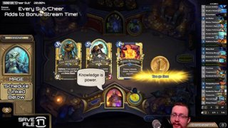 Hearthstone ARENA: Rise (and Fall?) of the Void Lords