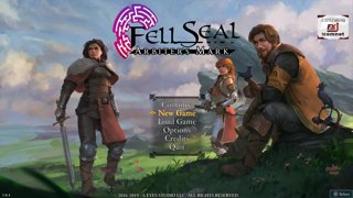 Fell Seal - Second look, new campaign!