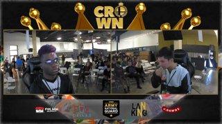 Crown 2019 SSBU - PG | Cosmos (Inkling) Vs. Armada | Prodigy (Mario) Smash Ultimate Tournament Winners Semis
