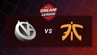 Vici Gaming vs Fnatic - Game 2 - Playoffs - CORSAIR DreamLeague S11 - The Stockholm Major