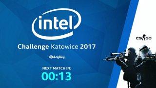 CS:GO - EYESports.fe vs. Team Dignitas - Group A - INTEL Challenge Katowice 2017