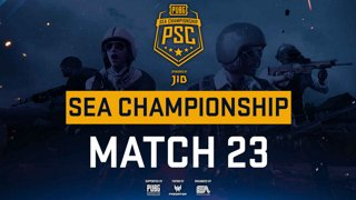 [PSC] [TH] JIB PUBG SEA Championship Phase 3  Game 23