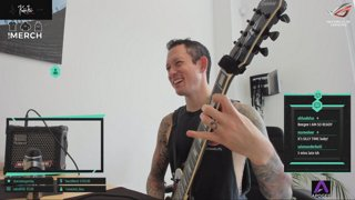 Matt Heafy [Trivium] | SUMMERBREEZE STUFF | warmup 12pm GMT+2 | !merch