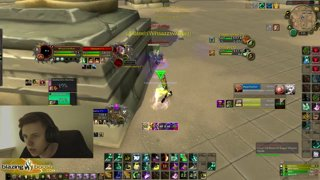 1v3 on monk, xuen played for enemy =))