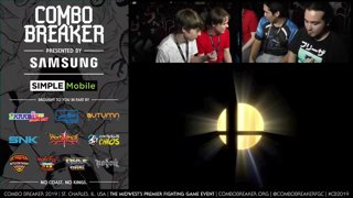 CB 2019 SSBU - Oath & CRB Vs. Nuhuh & MaisterSmash Ultimate Tournament Losers Quarters