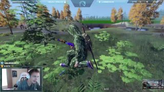 H1Z1 BATTLE ROYALE - TEAMERS FAIL - LAG ALWAYS WINS