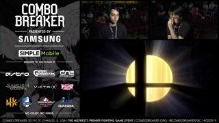 CB 2019 SSBU - boo (Olimar) Vs. Nitsua (Dark Pit) Smash Ultimate Tournament Pools