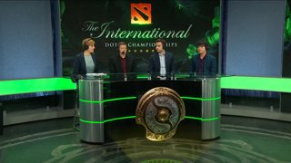 [EN] The International 2018 Main Event - Gabe Recording