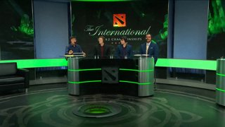 [EN] Optic Gaming vs Serenity The International 2018 Main Event - Day3