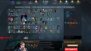 Purge Plays Drow Ranger w/ Day9