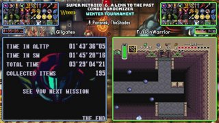 SpeedGaming2's Top Super Metroid VODs