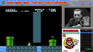 Sweden's Top Super Mario Bros : The Lost Levels VODs