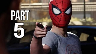 Marvels Spiderman Part 5 (Side Quests)