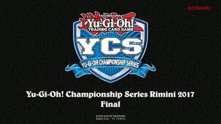 YCS Rimini 2017: Finals