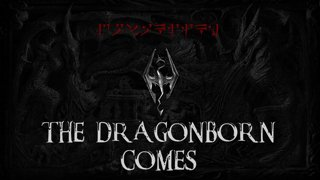 Matt Heafy (Trivium) - The Dragon Born Comes I Acoustic Cover