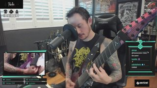 Matt Heafy [Trivium] | WARM UP 9am est, KARAOKE 10am est, GUITAR/VOCAL CLINIC 11am est | !merch