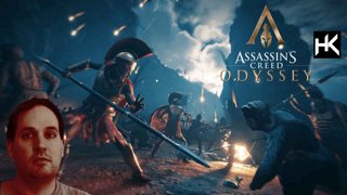 Non stop Assassin's Creed Odyssey