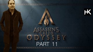 Assassin's Creed Odyssey | Part 11 | Let's Play | Oh ship
