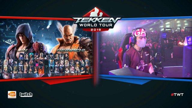 Tekken 7: ROX | Chanel vs. THY | Chikurin - REV Major 2019 - Top 8 3