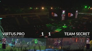 [RERUN] Team Secret - Virtus.pro (Game 3) KLMajor Main Event Day 2