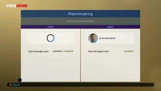 PES 2015 MyClub matchmaking