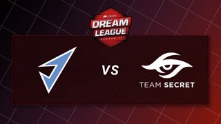 J.Storm vs Team Secret - Game 1 - Playoffs - CORSAIR DreamLeague S11 - The Stockholm Major