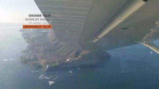 San Diego Harbor Flying | North Island NAS + submarines + aircraft carriers