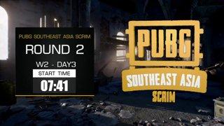 PUBG Southeast Asia Scrim - Week 2 !pts !th !indo !vn
