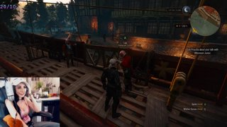 Yoni does The Witcher 3 (Day 11a)
