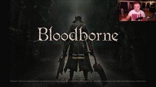 Bloodborne No Level-Up Speedrun Practice - Day 2