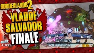 Vladof Allegiance Salvador | Finale