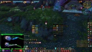 Highlight: premades - nice game unlucky dc warrior POV - part 2