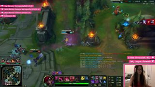 """The Almost-Penta (""""What Does Katarina Do?"""")"""