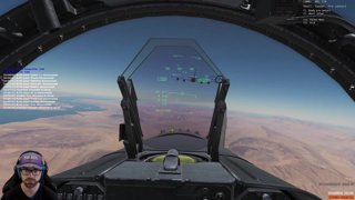 DCS Air To Air Refueling F/A-18C in one shot (first time)