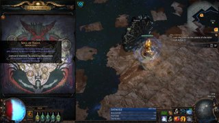 Highlight: [SSFBHC] Hunting down stupid beasts in an attempt to craft weapon for Uber Elder. !SSFHC