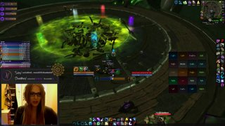 Mannoroth Mythic first kill with Solar Prominence