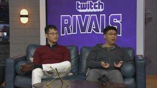 Twitch Rivals -  Dota 2 Auto Chess Showdown