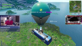Fortnite Daddy Daycare-Duo fills first win-Hysteria Gameplay