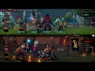 видео: Kookaburra vs J.Storm, TI9 Qualifiers NA, bo3, game2 [Mortalles & Mila]