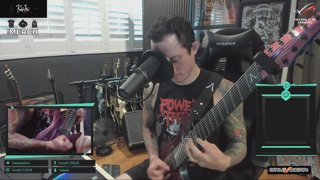 Matt Heafy [Trivium] | 315pm et sub-picked set, karaoke 2? games