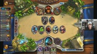 Crazy Shaman vs Warrior Game!
