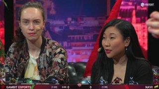 RERUN: Fnatic vs Team Liquid - Game 1 - Corsair DreamLeague Season 9