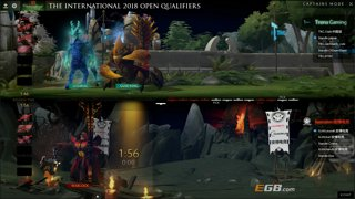 Execration vs Trona Gaming | The International 8 Sea Open Qualifiers #2