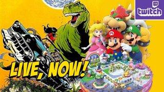 MARIO PARTY FINALE - Us Vs. JaeJae & Capcom Beat Em Ups -  Asus Giveaway -> http://bit.ly/ASUSMAX4  (Sun 9-23)