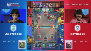 [ENG] Clash Royale League Asia - Week4 Day2
