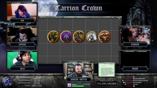 Carrion Crown, (Ep. 1) -A Death in the Family-