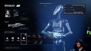 StarWars BF2 65 Kills 25k Score