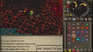 SkillSnake - Luckiest JAD KILL EVER