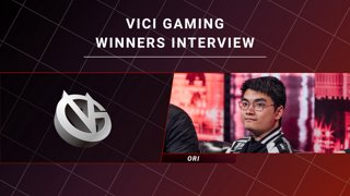 Winners Interview - Team Secret vs Vici Gaming - CORSAIR DreamLeague S11 - The Stockholm Major